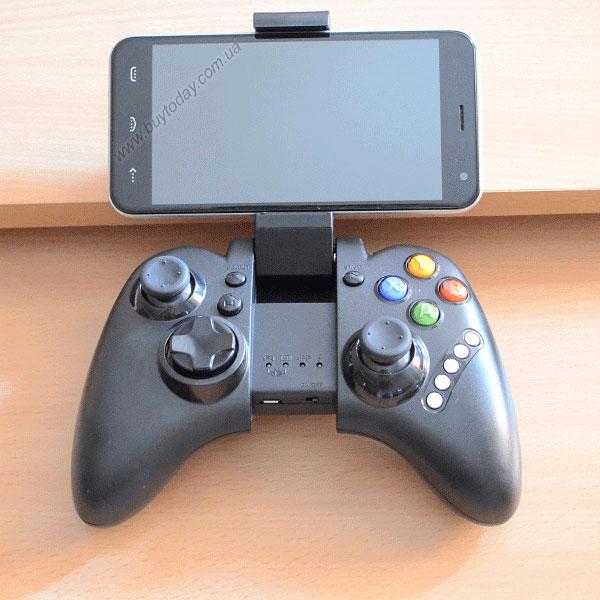 Как сделать геймпад из смартфона для пк